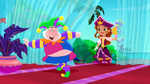 Smee Pirate princess Winger-The Queen of Never Land