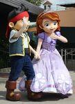 Jake&Sofia-Disney Parks03