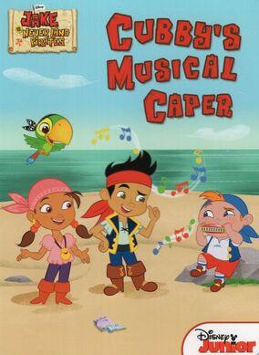 Cubby's Musical Caper01