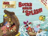 Jake and the Never Land Pirates: Bucky Makes a Splash!