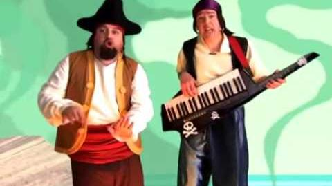 Jake and the Never Land Pirates Hot Lava Music Video Disney Junior Asia