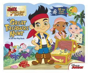 The Great Treasure Hunt book
