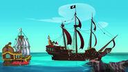 Bucky&Jolly Roger-Ahoy, Captain Smee!03