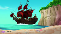 Jolly Roger-Cubby's Crabby Crusade