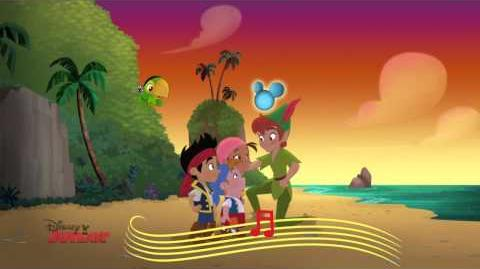 Jake and the Neverland Pirates - A Friend In Never Land