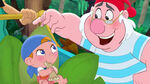Cubby&Smee-Pirate-Sitting Pirates