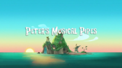Peter's Musical Pipes titlecard