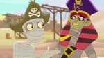 Pirate Pharaoh&Mummy-Mummy First Mate05