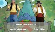 Where's Mama Hook- cast