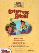Jake and the Never Land Pirates Board Book-Adventure Ahoy!01