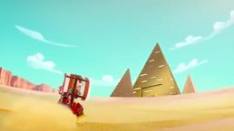 The Golden Pyramid-Jake's Buccaneer Blast