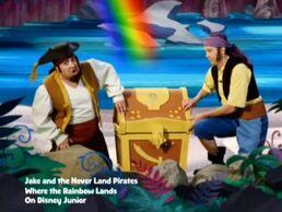 Sharky&Bones-Where the Rainbow Lands Song