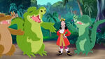 Hook&Tic Toc-Captain Hook's Crocodile Crew22