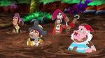 Hook&crew-Captain Jake's Pirate Power Crew!09