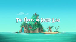 The Queen of Never Land-titlecard