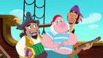 SmeeSharky& Bones-Pirate Fools Day!