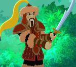 Chaos Khan Sword of Chaos