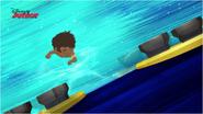 Goodbye Fin the Mer-Boy! - Attack of the Pirate Piranhas