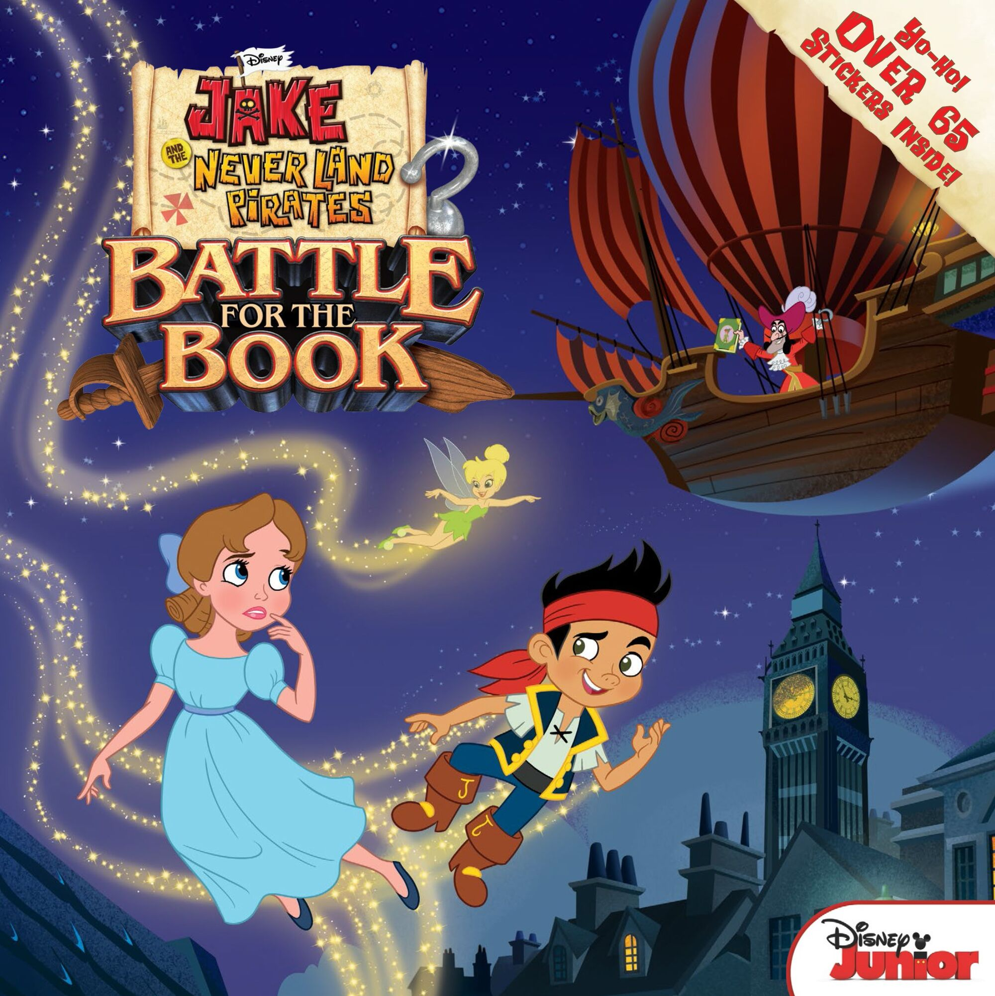 Jake And The Never Land Pirates Battle For The Book Jake
