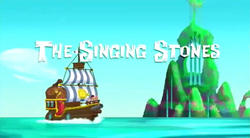 The Singing Stones titlecard