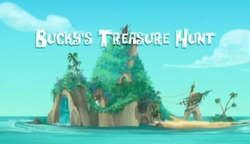 Bucky's Treasure Hunt titlecard