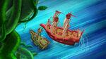 Bucky&Rose-Hook's Playful Plant!01