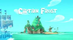 Captain Frost title card