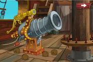 Coconut Cannon-Jake's Heroic Race01