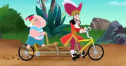 Hook&Smee- free Wheeling Fun
