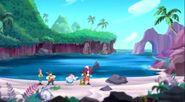 Hook&crew-Captain Hook's Parrot08