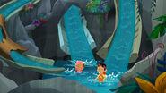 Izzy&Jake- Captain Hook's Lagoon