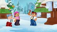 Jake&Crew-Pirates on Ice