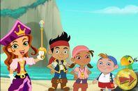 Pirate Princess-Pirates Color Wand Quest05