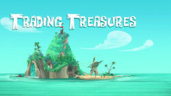 Trading Treasures titlecard