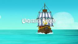 Undersea Bucky! titlecard