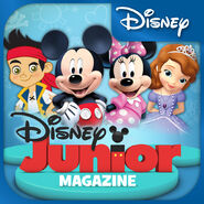 Disney Junior Magazine app