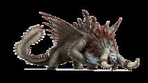 Drago s bewilderbeast spoiler by bewilderbeast1-d7szcbm