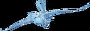 Biała furia jws3 render bioluminescencja