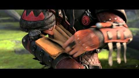 HOW TO TRAIN YOUR DRAGON 2 - Itchy Armpit Clip