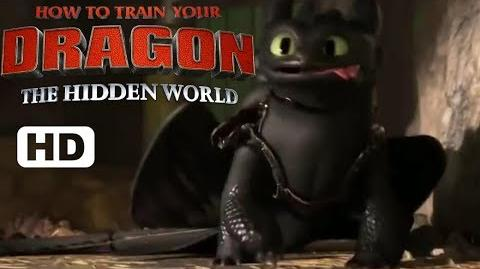 How to Train your Dragon The Hidden World TV Spot