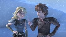 Hiccup saying good idea