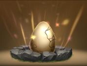 A Boneknapper Egg