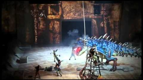 Sneak Peek How To Train Your Dragon Live Spectacular Pt