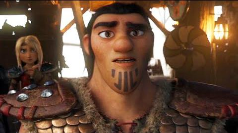 """HOW TO TRAIN YOUR DRAGON 3 """"Grimmel"""" Clip"""