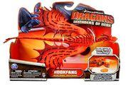 Dragon hookfang