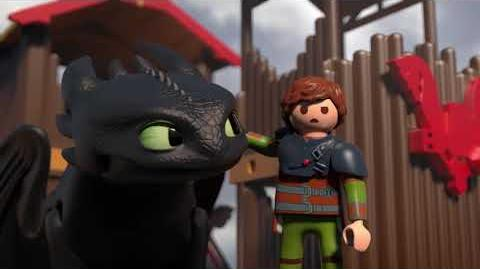 DreamWorks Dragons 3 by Playmobil