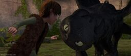 How to train your dragon screencap toothless by mr lord shen fan 2k9-d5mbjh4