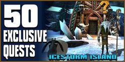 Icestorm-island-exclusive-quests
