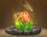 Firescrapes Egg