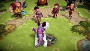 DreamWorks Dragons DoNR Pyskacz Czkawka Astrid